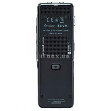 Цифровой диктофон OLYMPUS DM-550-E1-BLK (N2283421) - фото 3