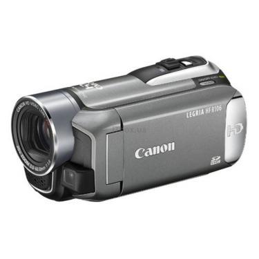 Цифрова відеокамера Legria HF R16 silver Canon (4390B001) - фото 1