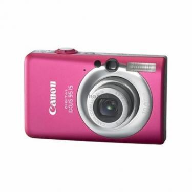 Цифровой фотоаппарат IXUS 105is pink Canon (4221B001/4221B022) - фото 1