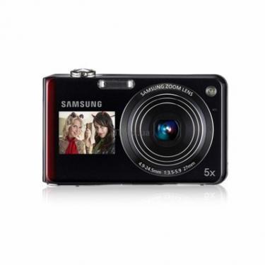 Цифровой фотоаппарат PL150 black&red Samsung (EC-PL150ZBPRRU) - фото 1