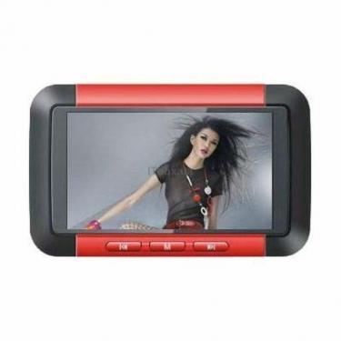 mp3 плеєр Ergo Zen Joy 8GB Red (8GB Zen Joy red) - фото 1