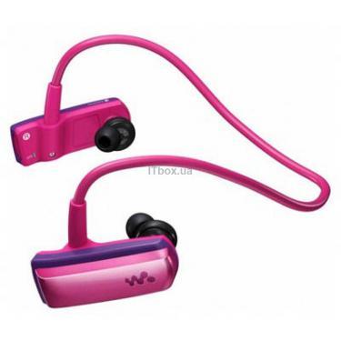 mp3 плеер NWZ-W252P pink SONY (NWZW252P.CEV) - фото 1