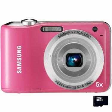 Цифровой фотоаппарат ES30 pink Samsung (EC-ES30ZZBAPRU) - фото 1