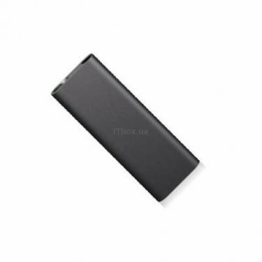 mp3 плеєр Ergo Zen Little HS-644 2GB Black (Little HS-644 black) - фото 1