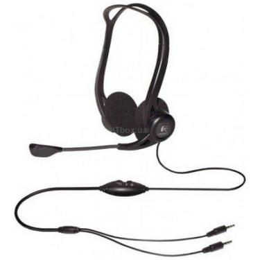 Наушники Logitech PC 860 Stereo Headset (981-000094) - фото 1