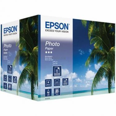 Папір EPSON 10х15 Photo (C13S042202) - фото 1