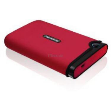 """Внешний жесткий диск 2.5"""" 500GB Transcend (TS500GSJ25M-R) - фото 1"""