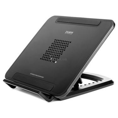 Підставка до ноутбука Zalman ZM-NS1000F Black - фото 1