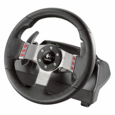 Руль Logitech G27 Racing Wheel (941-000046) - фото 1