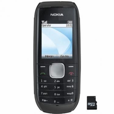 Мобільний телефон 1800 Black Nokia (002R6Z5) - фото 1