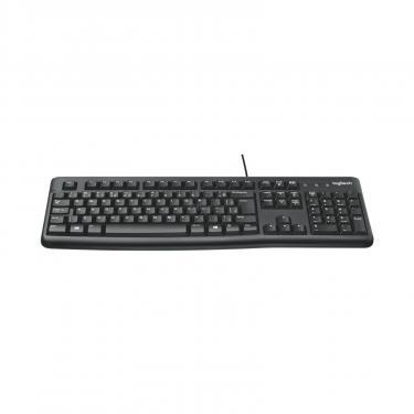 Клавіатура Logitech K120 Ru (920-002506) - фото 2