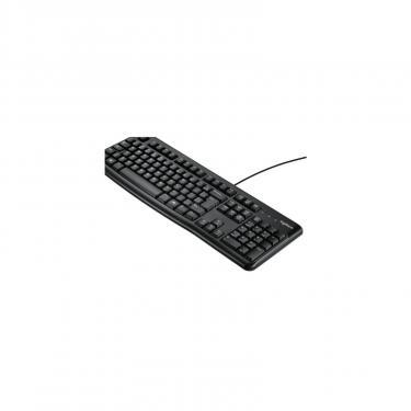 Клавіатура Logitech K120 Ru (920-002506) - фото 3