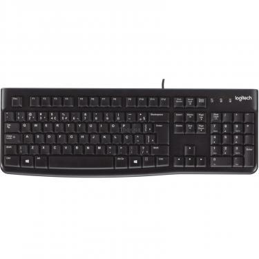 Клавіатура Logitech K120 Ru (920-002506) - фото 1