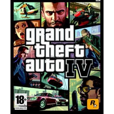 Игра Grand Theft Auto IV. 1C (Grand Theft Auto IV) - фото 1