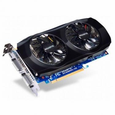 Видеокарта GeForce GTX460 1024Mb OverClock Gigabyte (GV-N460OC-1GI 3.0) - фото 1