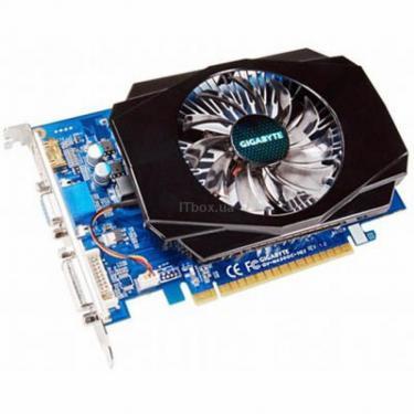 Видеокарта GeForce GT430 1024Mb OverClock GIGABYTE (GV-N430OC-1GI) - фото 1