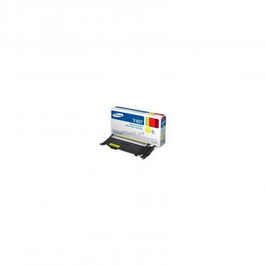 Картридж Samsung CLP-320 Yellow (CLT-Y407S) - фото 1