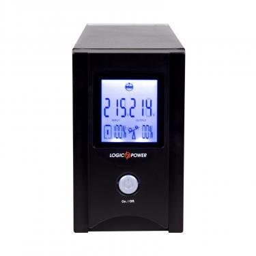 Пристрій безперебійного живлення UL850VA LCD (AVR) USB LogicPower (1456) - фото 2