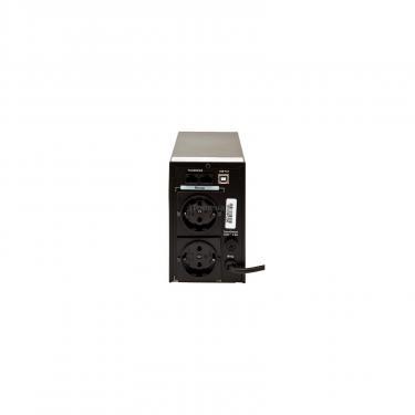 Пристрій безперебійного живлення UL850VA LCD (AVR) USB LogicPower (1456) - фото 3