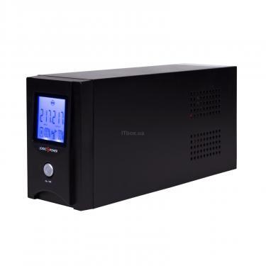 Пристрій безперебійного живлення UL850VA LCD (AVR) USB LogicPower (1456) - фото 1