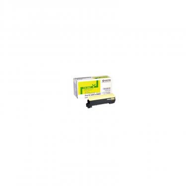 Тонер-картридж Kyocera TK-560Y yellow (Для FFS-C5300DN)10K (1T02HNAEU0) - фото 1