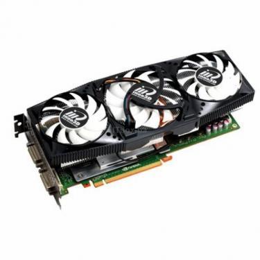 Відеокарта GeForce GTX480 1536Mb HAWK INNO3D (N480-1SDN-K5HW) - фото 1
