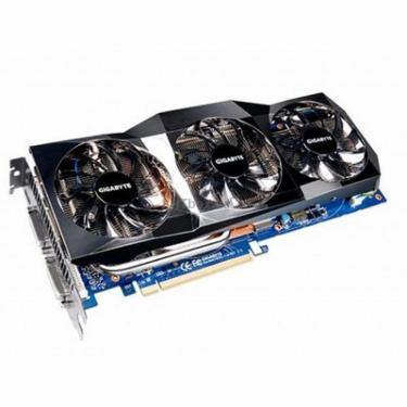 Відеокарта GeForce GTX470 1280Mb Overclock GIGABYTE (GV-N470OC-13I 2.0) - фото 1