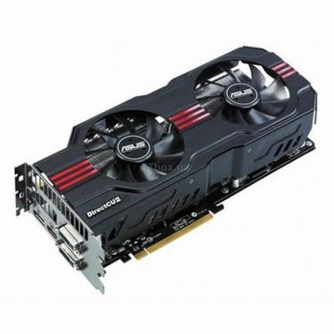 Відеокарта ASUS GeForce GTX570 1280Mb DirectCU II (ENGTX570 DCII/2DIS/1280MD5) - фото 1