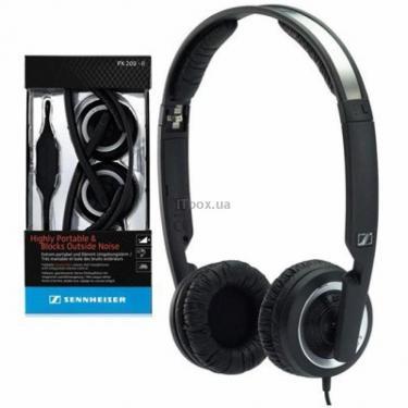 Наушники Sennheiser PX 200 II Black (502817) - фото 1