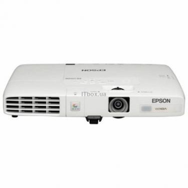 Проектор Epson EB-1760W LCD (V11H361040) - фото 1