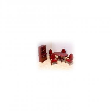Игровой набор Melissa&Doug Мебель для столовой Фото 1