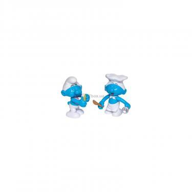 Фигурка The Smurfs Обжора и Повар Фото