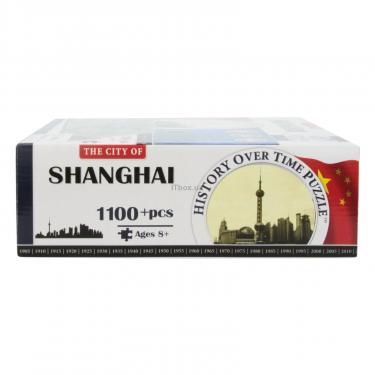 Пазл 4D Citysсape Шанхай, Китай Фото 4