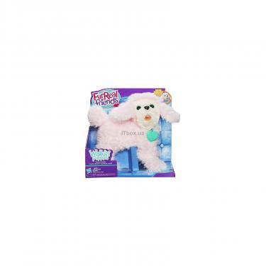 Интерактивная игрушка Hasbro Ходячий щенок, розовый Фото