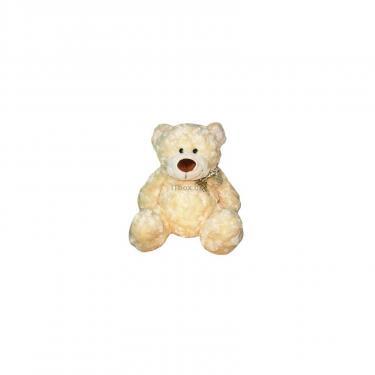 Мягкая игрушка Grand Медведь белый с бантом 40 см Фото
