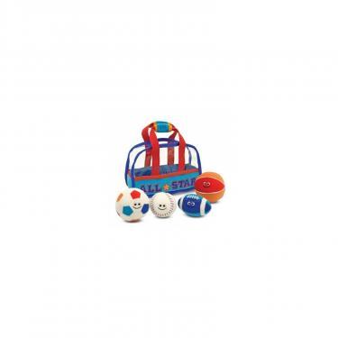 Игровой набор Melissa&Doug Плюшевые мячики Фото 1