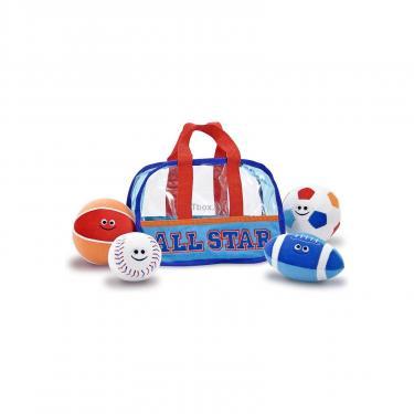 Игровой набор Melissa&Doug Плюшевые мячики Фото