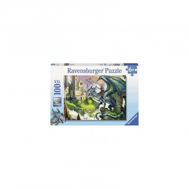 Пазл Ravensburger Всядник на драконе 100 элементов Фото