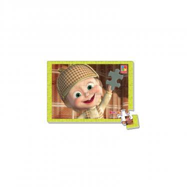 Пазл Vladi Toys Маша и Медведь 35 элементов Фото 1