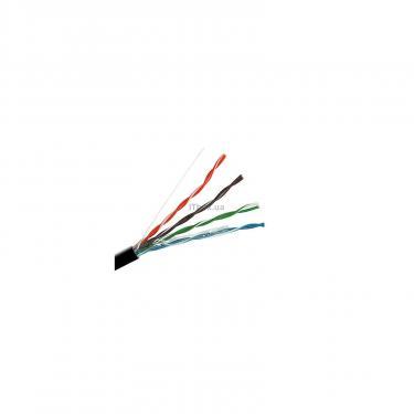 Кабель мережевий OK-Net UTP 305м 4х2х0,48 внешний (КПП-ВП (100) 4х2х0,48) - фото 1