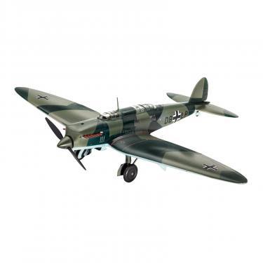 Сборная модель Revell Самолет Бомбардировщик-разведчик Heinkel He70 F-2 Фото 1