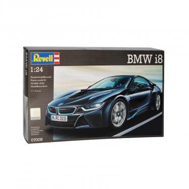 Сборная модель Revell Автомобиль BMW i8 1:24 Фото