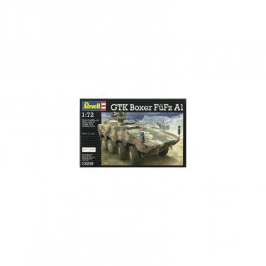 Сборная модель Revell Бронетранспортер GTK Boxer FuFz A1 1:72 Фото