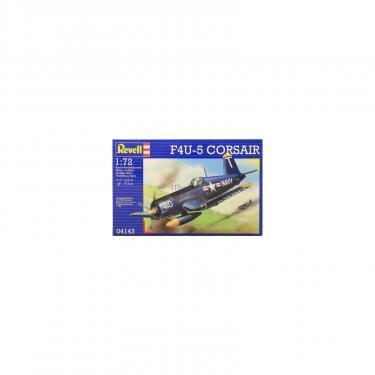 Сборная модель Revell Истребитель F4U-5 Corsair 1:72 Фото