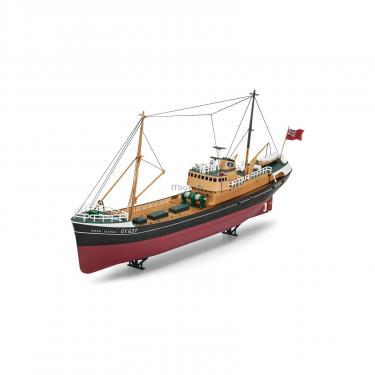 Сборная модель Revell Корабль Northsea Fishing Trawler 1:142 Фото 1