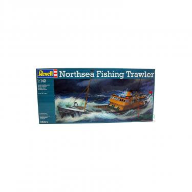 Сборная модель Revell Корабль Northsea Fishing Trawler 1:142 Фото