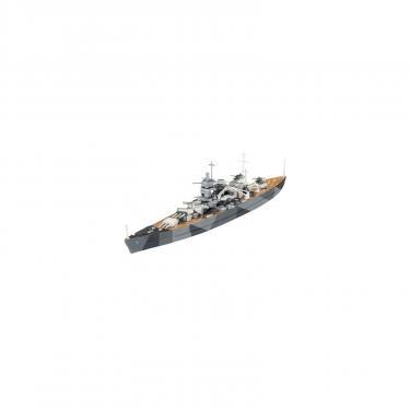 Сборная модель Revell Линкор Battleship Scharnhorst 1:1200 Фото 1