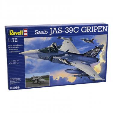 Сборная модель Revell Многоцелевой истребитель Saab JAS 39C Gripen 1:72 Фото
