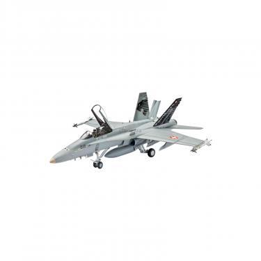 Сборная модель Revell Истребитель-бомбардировщик F/A-18C Hornet Swiss Ai Фото 1