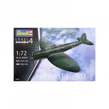 Сборная модель Revell Самолет Heinkel He70 F-2 1:72 Фото